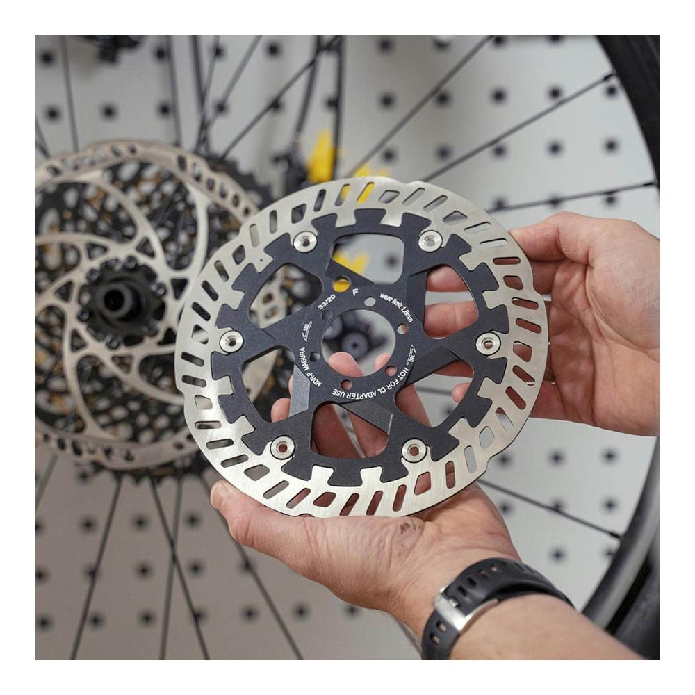 Disco de freno Magura MDR-P, Ø 220 mm con 6 tornillos
