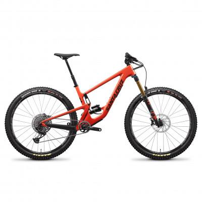 Bicicleta Santa Cruz...