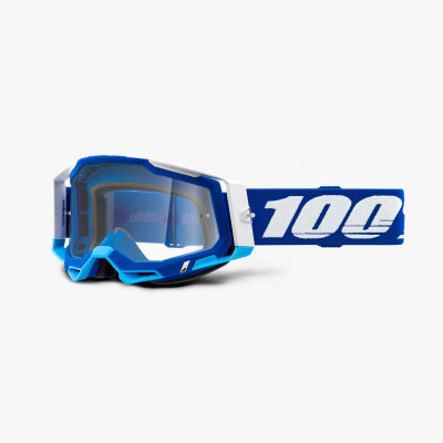 Máscara bicicleta 100percent RACECRAFT 2 Goggle Blue