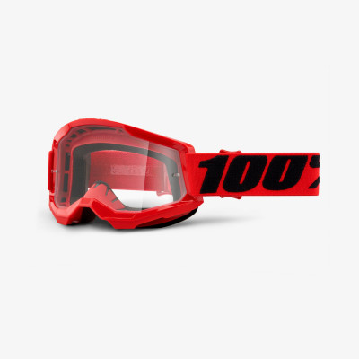 Máscara bicicleta 100percent STRATA 2 Goggle Red