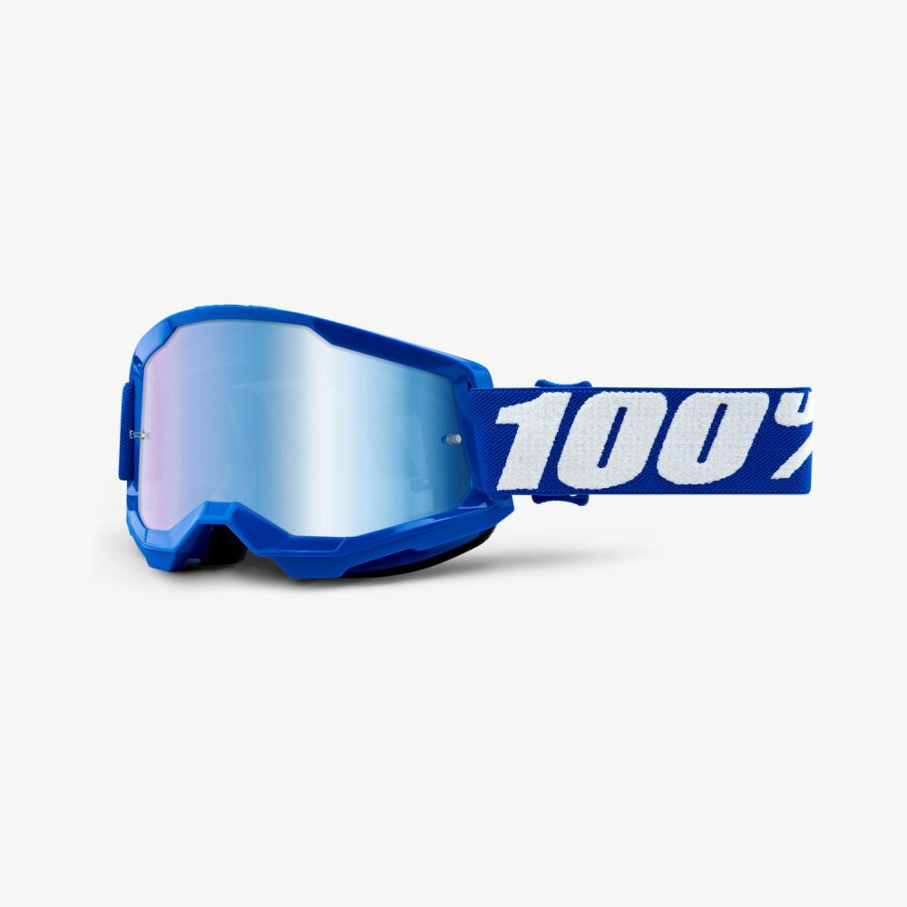 Máscara bicicleta 100percent STRATA 2 Goggle Blue