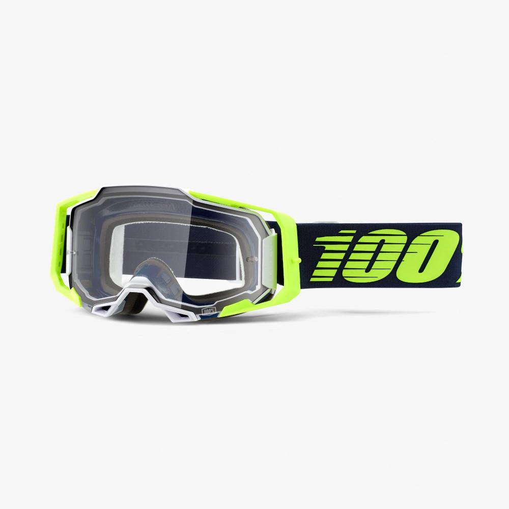Máscara bicicleta 100percent ARMEGA Goggle Deker