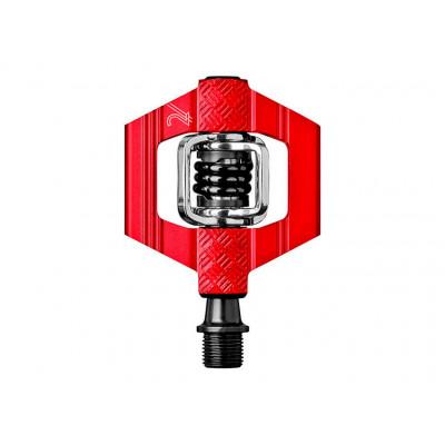 Pedales automáticos Crankbrothers Candy 2 Rojo  - www.laridershop.com