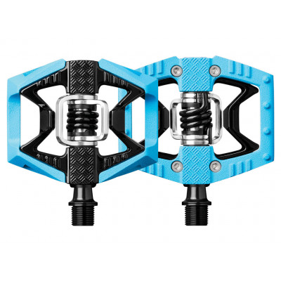 Pedales automáticos Crankbrothers Doubleshot 2 Azul  - www.laridershop.com