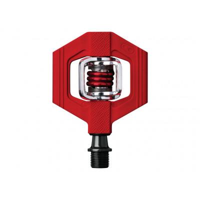 Pedales automáticos Crankbrothers Candy 1 Rojo  - www.laridershop.com