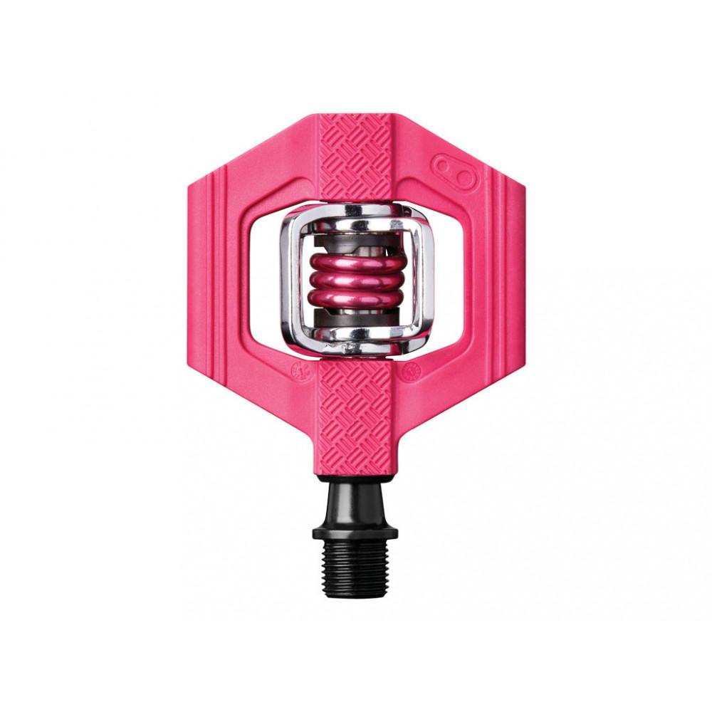 Pedales automáticos Crankbrothers Candy 1 Rosa  - www.laridershop.com