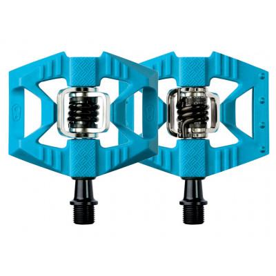Pedales automáticos Crankbrothers Doubleshot 1 Azul/Negro  - www.laridershop.com