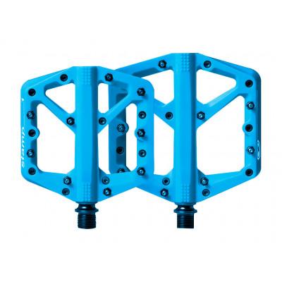Pedales de plataforma Crankbrothers Stamp 1 Azul LARGE - www.laridershop.com