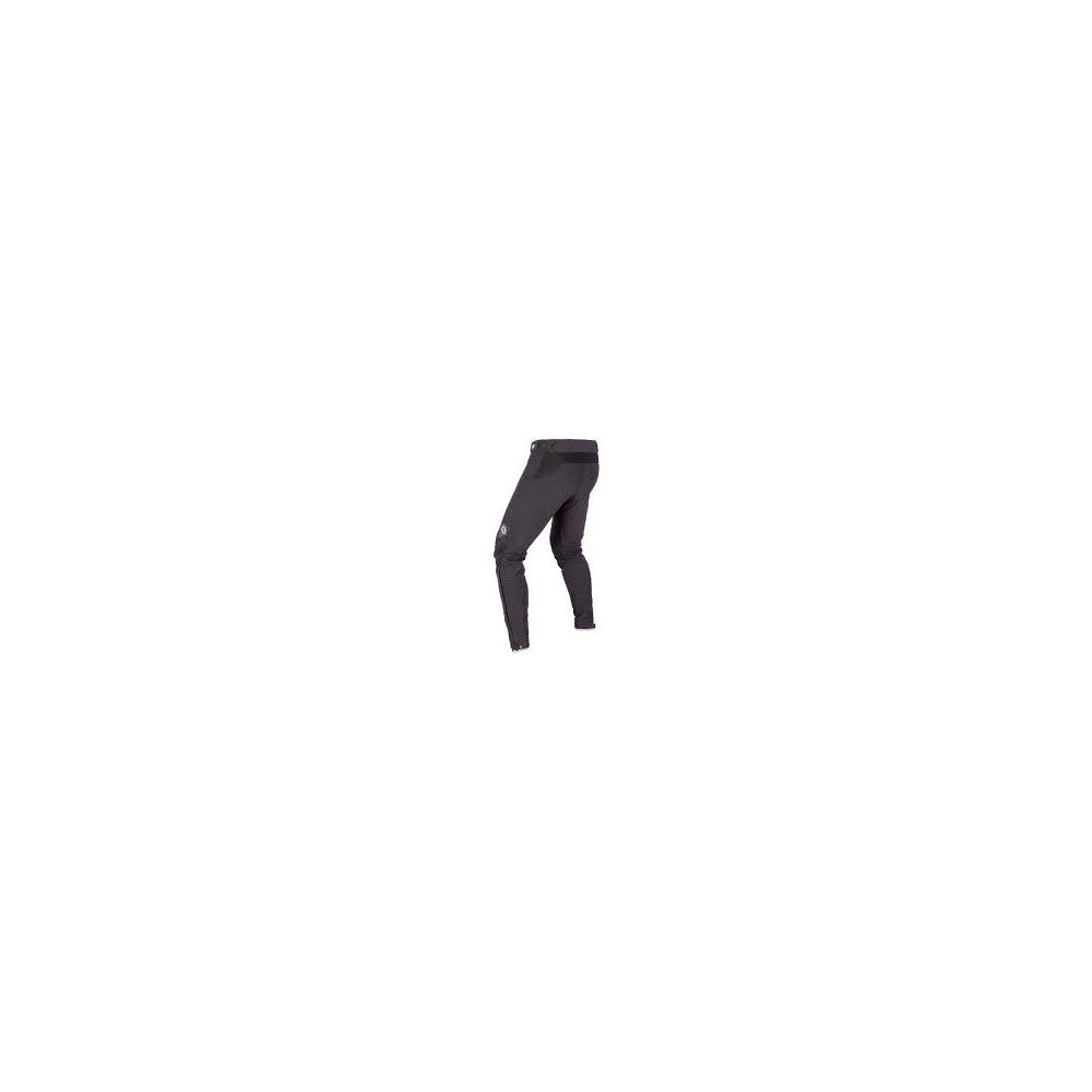 Pantalón bicicleta corto hombre Loose Riders C/S Evo Negro