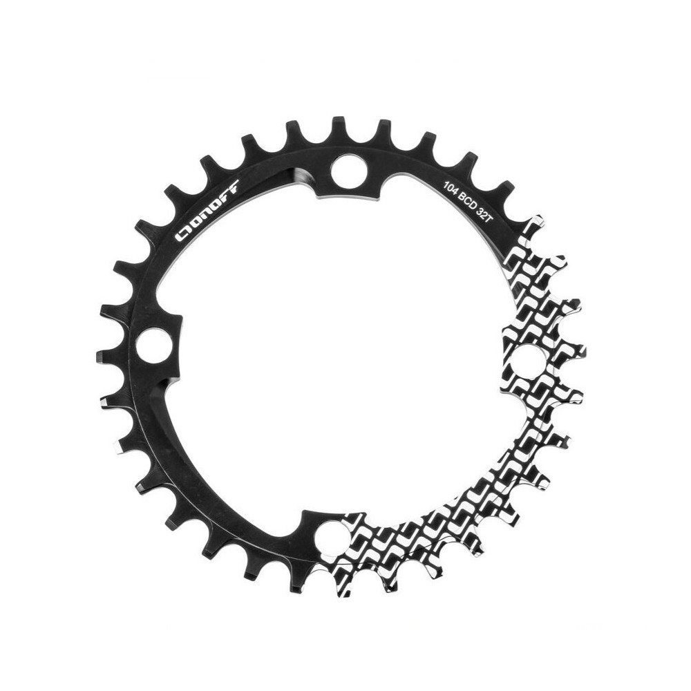 Onoff Plato BCD104mm Chainring 30T