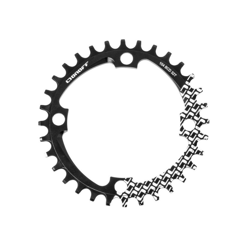 Onoff Plato BCD 104mm Chainring 34T