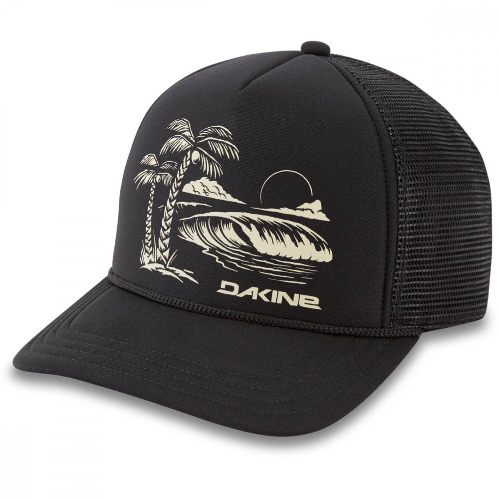 Gorra Dakine Seascape Trucker Black