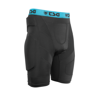 TSG Crash Pant A Black/Blue...