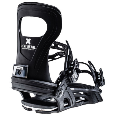 Fijación Snowboard Unisex...