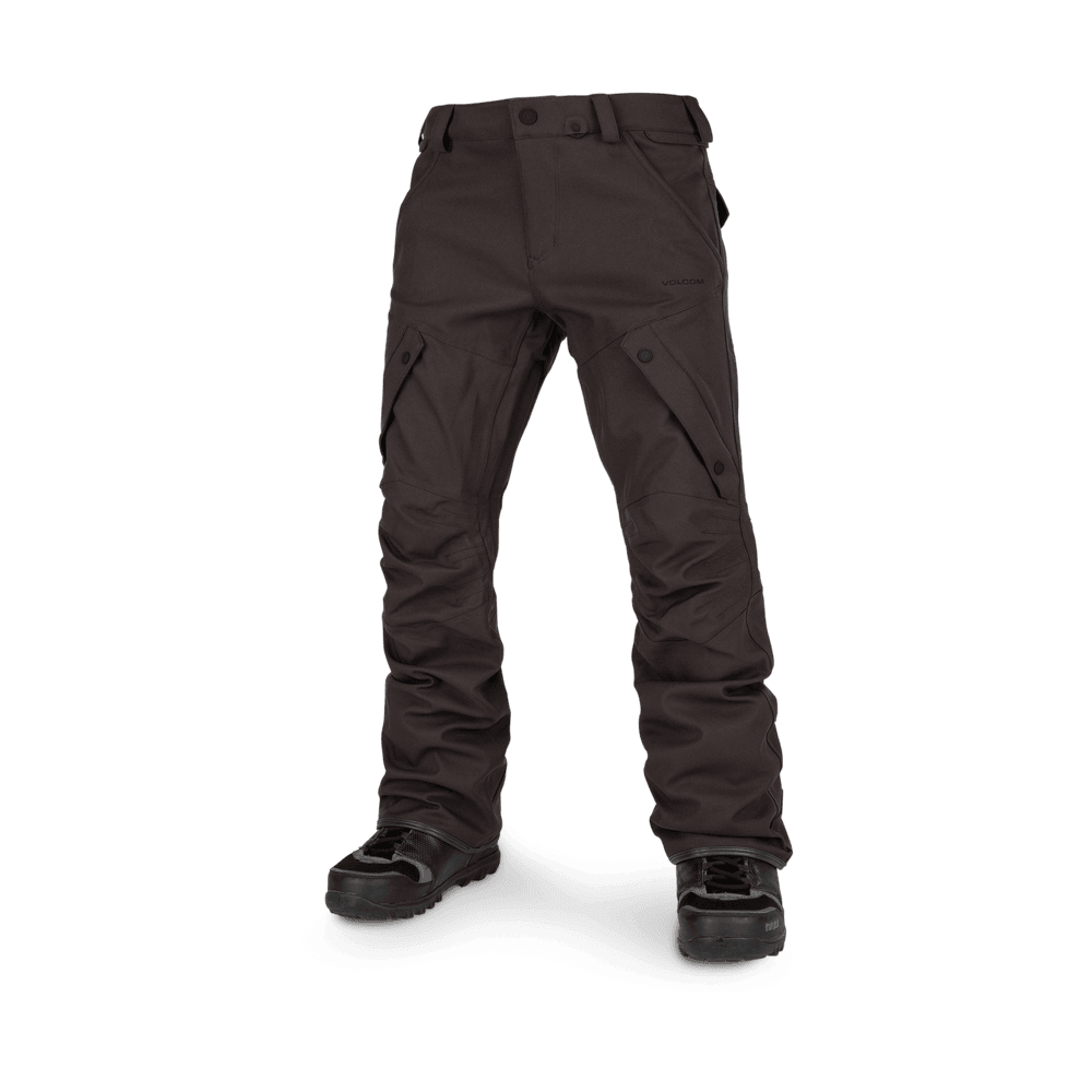 Volcom Articulated Pant Vintage Black Pantalón Snowboard Hombre 2021
