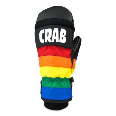 CrabGrab Punch Mitten RainBow