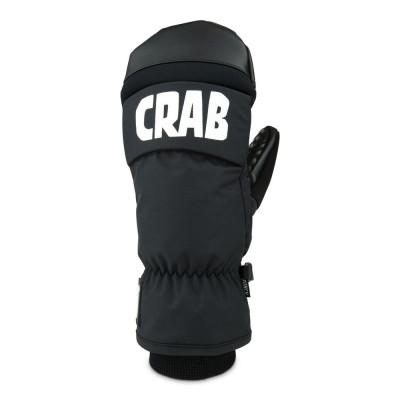 CrabGrab Punch Mitten Black