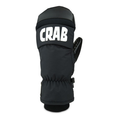 Crab Grab Punch Mitten Black