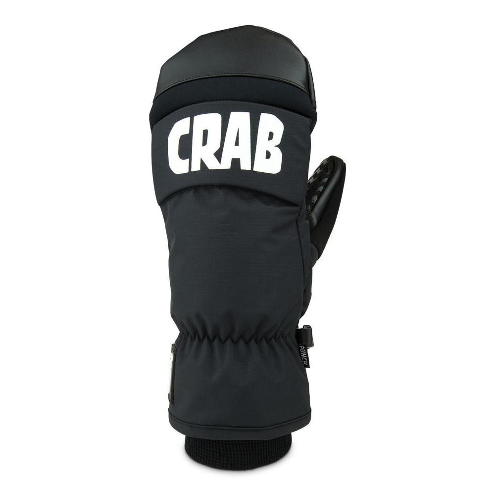 Crab Grab Punch Mitten Black 2020