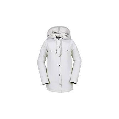 Volcom Hooded Flannel JKT