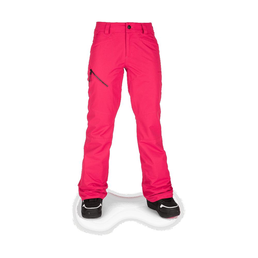 Volcom Hallen Pant Magenta Pantalon Snowboard Mujer