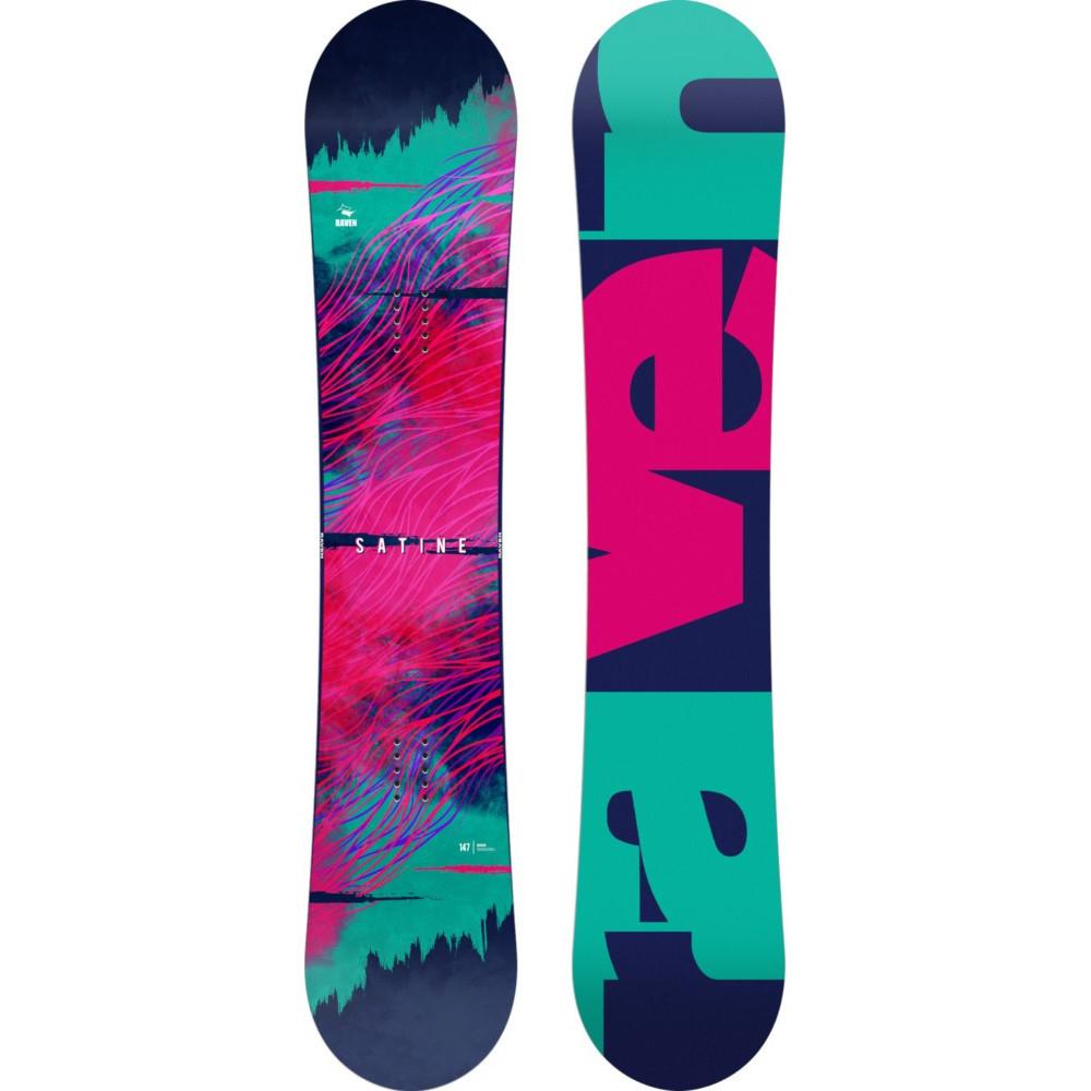Raven Satine Tabla Snowboard Mujer 2020