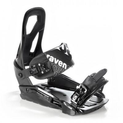 Raven s200 Binding Black 2020