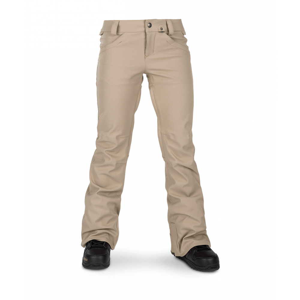Volcom Species Stretch Sand Brown Pantalon Snowboard
