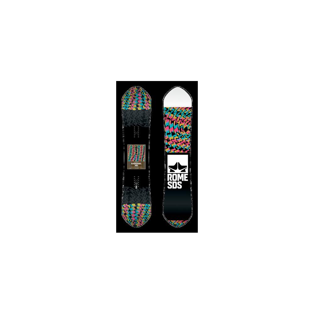 Rome Kashmir Tabla Snowboard Mujer 2020