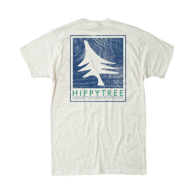 HippyTree WoodGrain Tee...