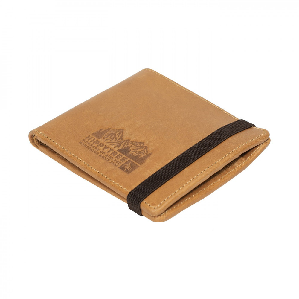 HippyTree OutBack Wallet Brown