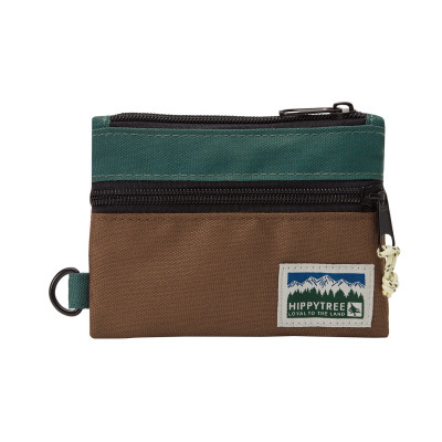 HippyTree Zion Stash Bag Brown