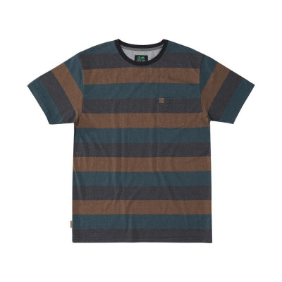 HippyTree Elmore Tee Heather Rust