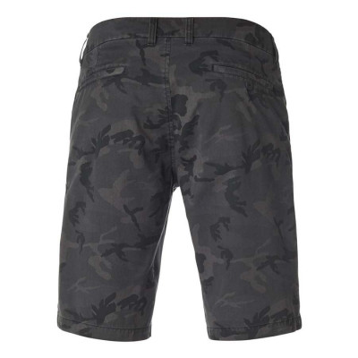 Fox Essex Short Camo Black