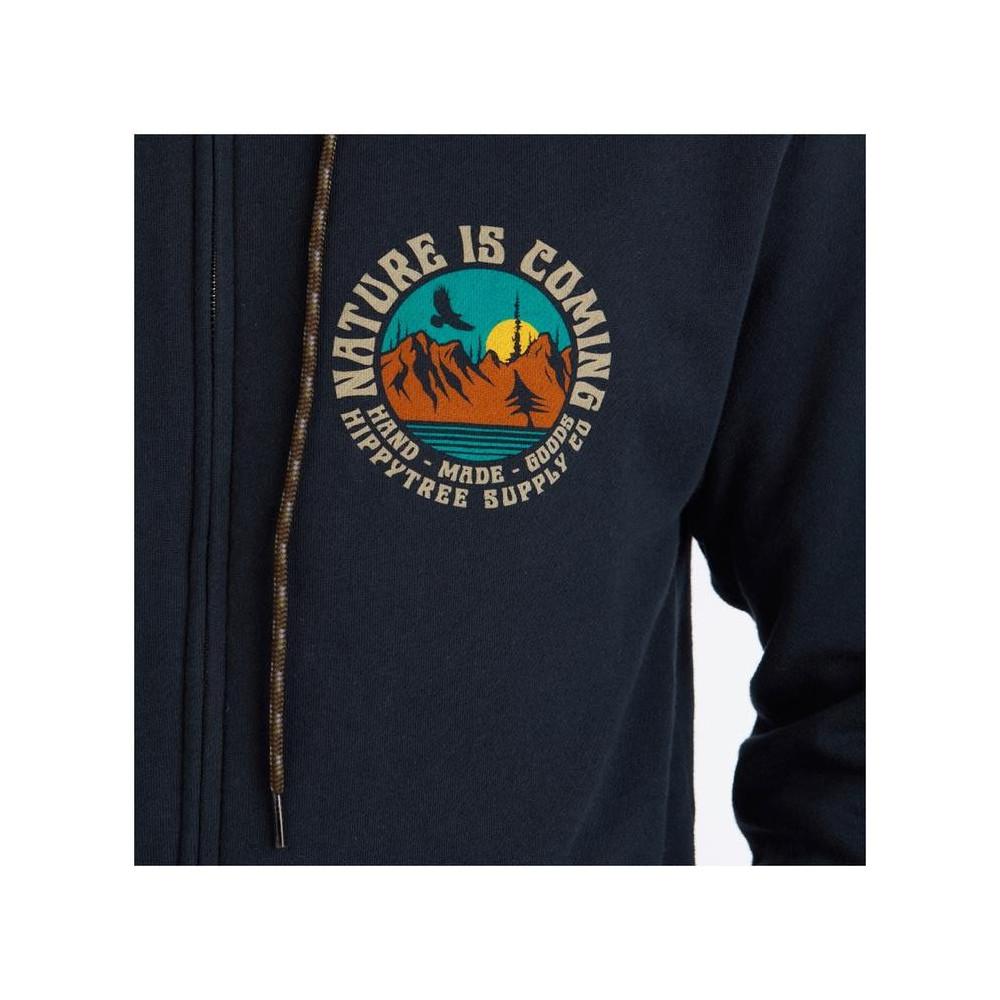 HippyTree Headland Hoody Navy