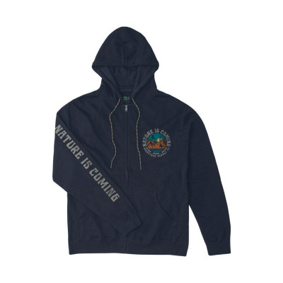 HippyTree Headland Hoody Navy