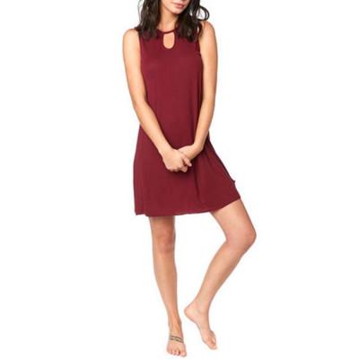 Fox Bay Meadow Dress Crnbry