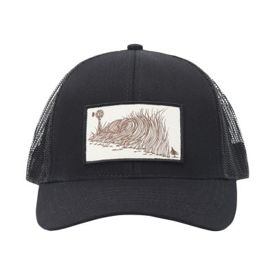 HippyTree Windbreak Hat Black