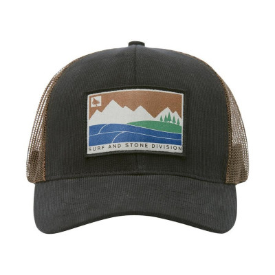 HippyTree Divide Hat Black