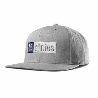Etnies Corp Box Mix Snap Grey