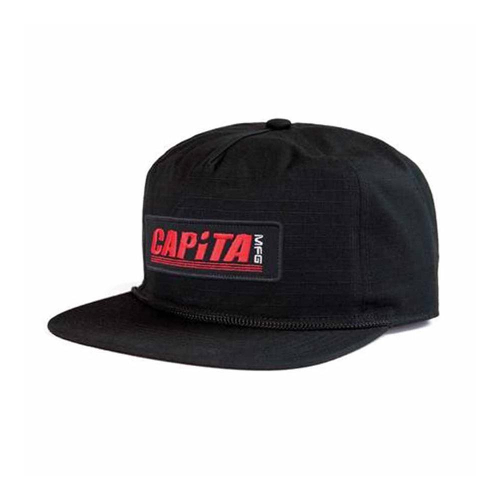 Capita MFG Cap Black