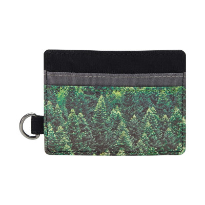 HippyTree Spruce Wallet Green
