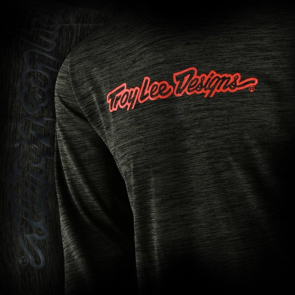 Troy Lee FlowLine LS Jersey 2020 Signature Camiseta Bicicleta