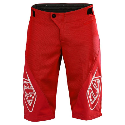 Troy Lee Sprint Short Red...