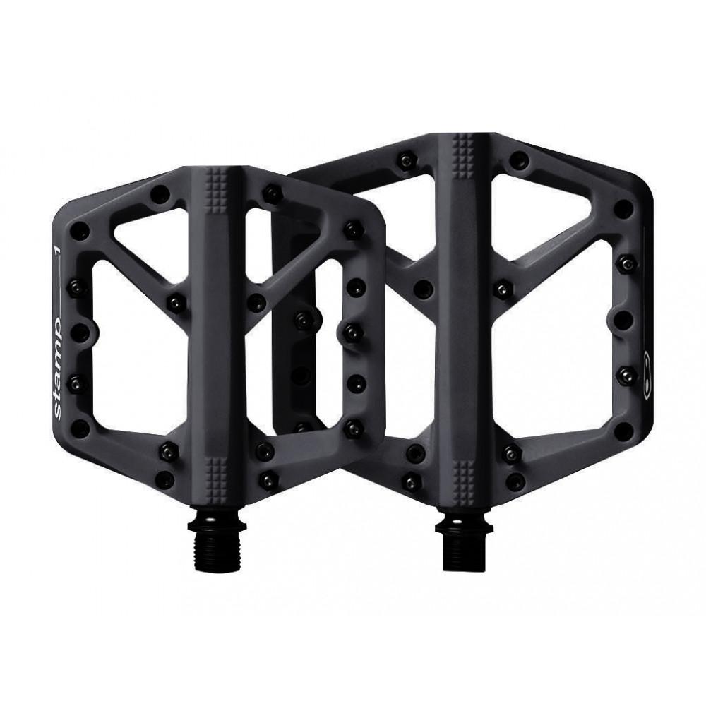 CrankBrothers STAMP 1 Negro Pedal Plataforma Enduro