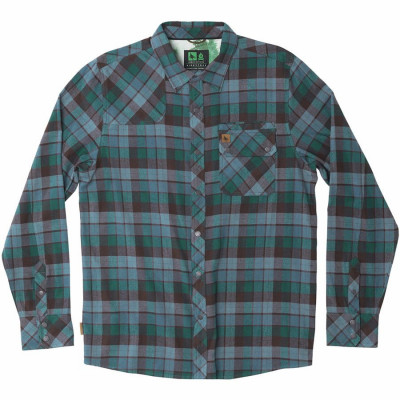Hippy tree Gorman Flannel