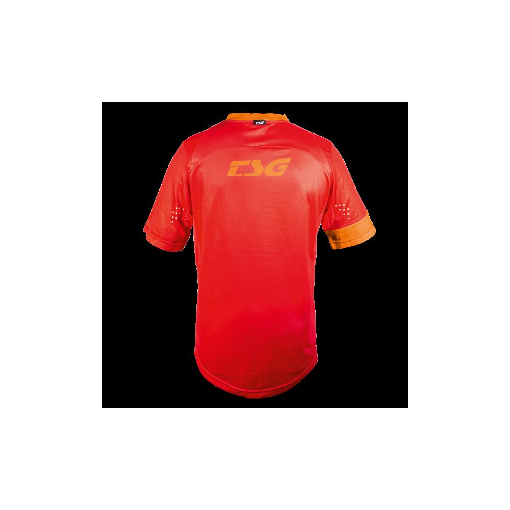 TSG SP3 Jersey Red-Acid