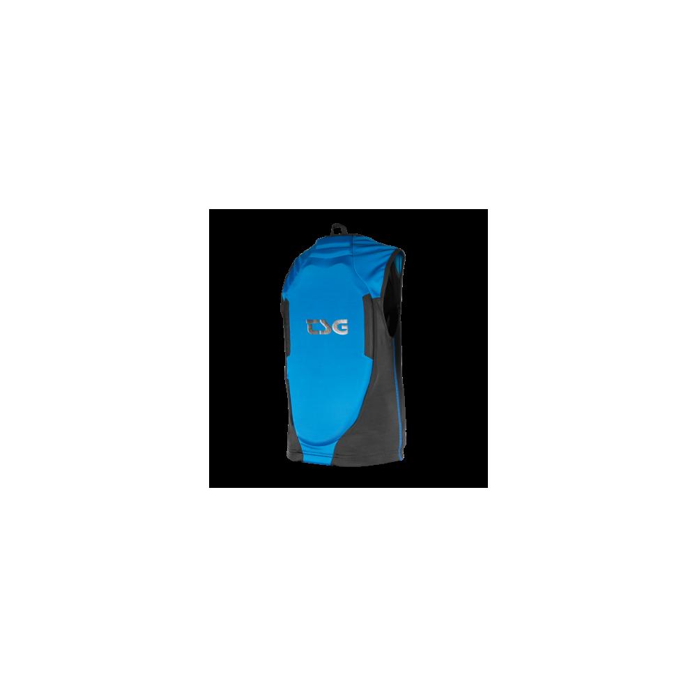 TSG BackBone Vest Junior Blue 2020