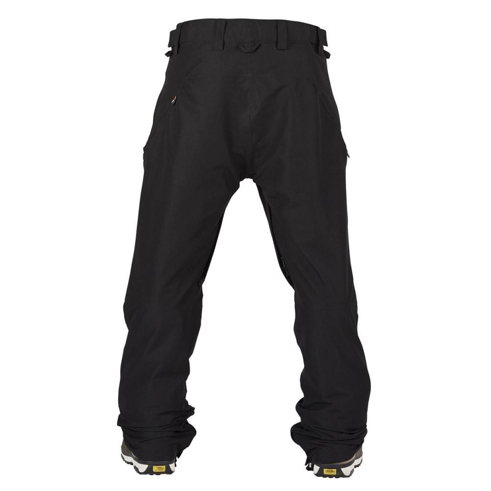 Bonfire Zone 2L Stretch Pant Black 2020