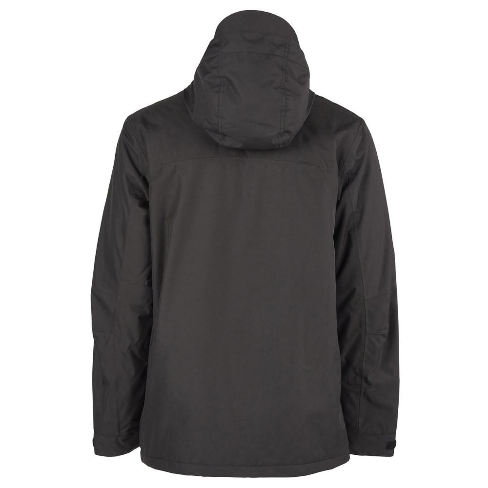Bonfire Strata Jacket Black 2020